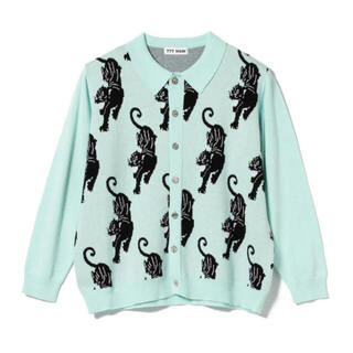 Needles - nsyn様 TTT MSW 21aw Panther Knit Cardigan