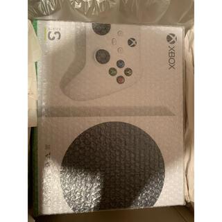 エックスボックス(Xbox)のXbox Series S 新品(家庭用ゲーム機本体)