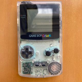 ゲームボーイ - Nintendo ゲームボーイカラー クリア