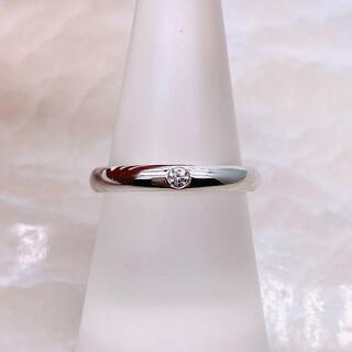 HARRY WINSTON - ★HARRY WINSTON★ ラウンド マリッジリング 結婚指輪 PT950