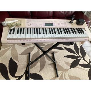 カシオ(CASIO)のCASIO電子ピアノ LK-115(電子ピアノ)