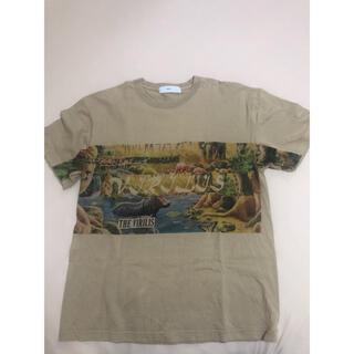 トーガ(TOGA)のTOGA VIRILIS 20SS アニマルプリントTシャツ(Tシャツ/カットソー(半袖/袖なし))