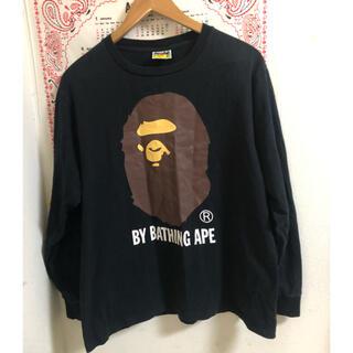 アベイシングエイプ(A BATHING APE)のA・BATHING APE ロンティー supreme STUSSY FR2(Tシャツ/カットソー(七分/長袖))