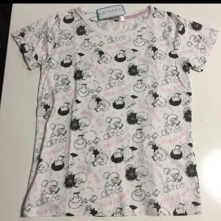 サンリオ(サンリオ)の新品未使用タグ付きサンリオ男子Tシャツ(Tシャツ(半袖/袖なし))