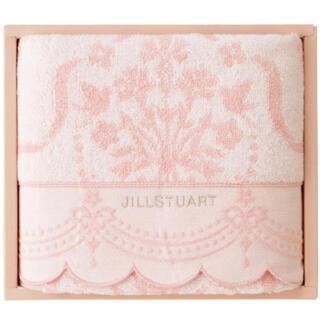 ジルスチュアート(JILLSTUART)の*JILLSTUART バスタオル(タオル/バス用品)