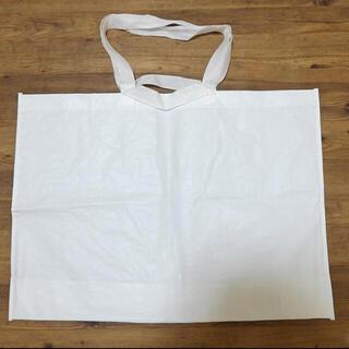 ムジルシリョウヒン(MUJI (無印良品))の新品 無印良品 再生ポリプロピレンバッグ 小サイズ(エコバッグ)