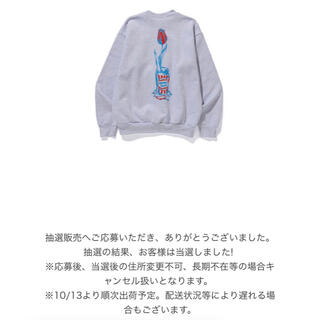 GDC - WHIMSY X WASTED YOUTH CREWNECK verdy