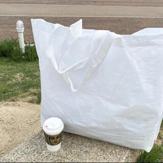 ムジルシリョウヒン(MUJI (無印良品))の新品 無印良品 再生ポリプロピレンエコバッグ 小サイズ(エコバッグ)