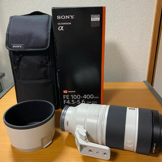 SONY - sel100400gm