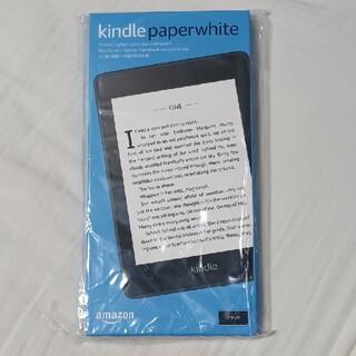 【新品未開封品】Kindle Paperwhite 防水 32GB Black