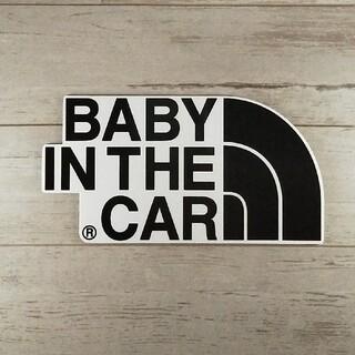 BABY IN CARマグネットステッカー チャイルドシートとご一緒に(その他)