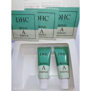 ディーエイチシー(DHC)の✨DHC 薬用レチノAエッセンス13g(5g×2本+1g×3袋✨(アイケア/アイクリーム)
