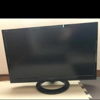 アクオス(AQUOS)のSHARP LED AQUOS K K30 LC-22K30-B(テレビ)