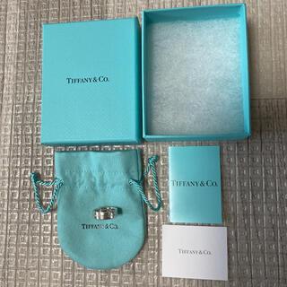 ティファニー(Tiffany & Co.)の人気品! Tiffany ティファニー リング 指輪 シルバー 925 銀 10(リング(指輪))