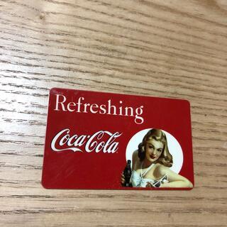 コカ・コーラ - コカコーラ❤︎1/2 RC Traliler カード