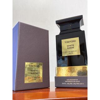 TOM FORD - 【大容量100ml】 トムフォード ホワイト スエード 香水