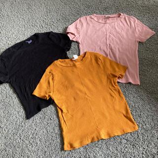 エイチアンドエム(H&M)のH&M Tシャツ セット Sサイズ(Tシャツ(半袖/袖なし))