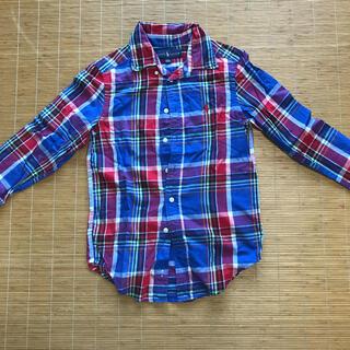 Ralph Lauren - ラルフローレン チェックシャツ 140センチ