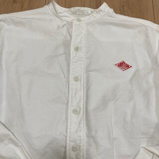ダントン(DANTON)のDANTON スタンドカラーシャツ36(シャツ/ブラウス(長袖/七分))