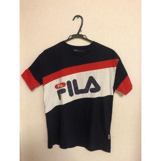 フィラ(FILA)のFILATシャツ(Tシャツ(半袖/袖なし))