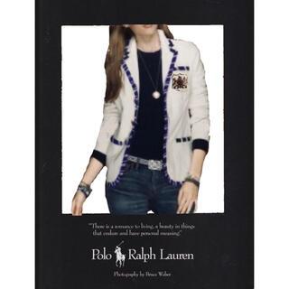 ラルフローレン(Ralph Lauren)のRalph Lauren クラシックス・パイピング ニット ブレザー(テーラードジャケット)