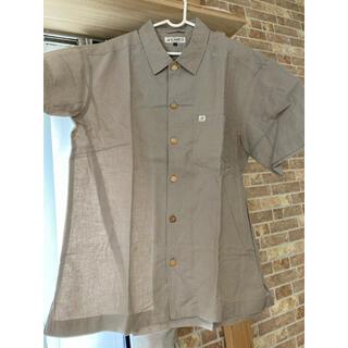 モンベル(mont bell)の新品 モンベル カミコ kamico ハーフスリーブシャツ(シャツ)