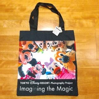 ディズニー(Disney)のイマジニングザマジック スペシャルグッズ 実写 布 トート(キャラクターグッズ)