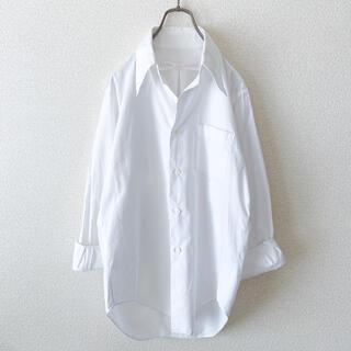 コムデギャルソン(COMME des GARCONS)のコムデギャルソン / オーバーサイズシャツ 白(シャツ/ブラウス(長袖/七分))