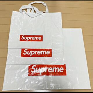 シュプリーム(Supreme)のSupreme タープ バック (3枚)(エコバッグ)