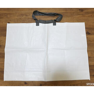 ムジルシリョウヒン(MUJI (無印良品))の新品 無印良品 再生ポリプロピレンエコバッグ 中サイズ(エコバッグ)