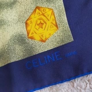 セリーヌ(celine)のCELINE セリーヌスカーフ(バンダナ/スカーフ)