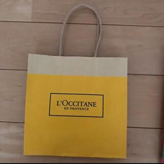 ロクシタン(L'OCCITANE)のショップ袋(ショップ袋)