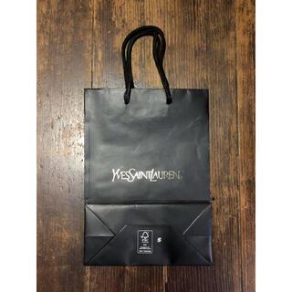 イヴサンローランボーテ(Yves Saint Laurent Beaute)のイブ・サンローラン ルージュ ヴォリュプテ シャイン ショップ袋 紙袋(ショップ袋)
