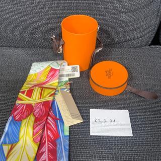 エルメス(Hermes)の【新品未使用】エルメス バッグスカーフ (スカーフ)