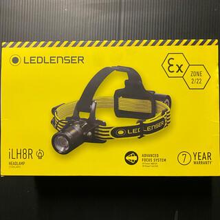 レッドレンザー(LEDLENSER)の LED LENSER  レッドレンザー 充電式防爆ヘッドライト iLH8R (ライト/ランタン)