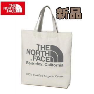 ザノースフェイス(THE NORTH FACE)のノースフェイス TNF オーガニックコットントート NM81971 ZG(トートバッグ)