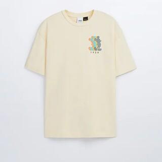 ZARA - ZARAミッキーTシャツ