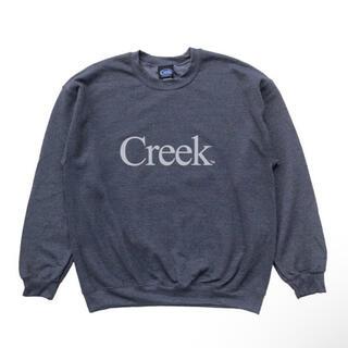 1LDK SELECT - Creek Angler's Device / スウェットチャコールグレー