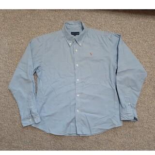 POLO RALPH LAUREN - RALPH LAUREN 160 ボタンダウンシャツ