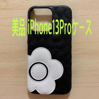 マリークワント(MARY QUANT)の美品 iPhone13Proケース マリークワント(iPhoneケース)
