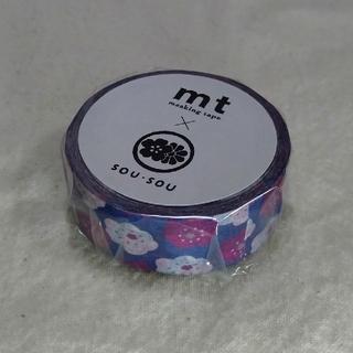 ソウソウ(SOU・SOU)のカモ井 SOU SOU マスキングテープ(テープ/マスキングテープ)