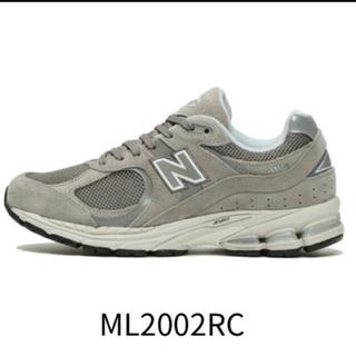New Balance - 新品 NEW BALANCE 限定 ML2002RC グレー 26.0cm