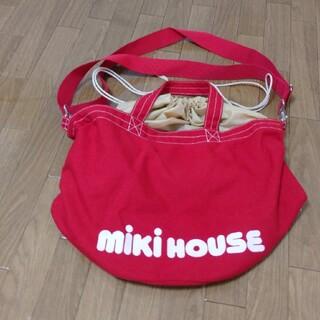 ミキハウス(mikihouse)のミキハウス バッグ かばん(マザーズバッグ)