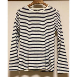 モンベル(mont bell)のモンベル ボーダーロングスリーブTシャツ(Tシャツ(長袖/七分))