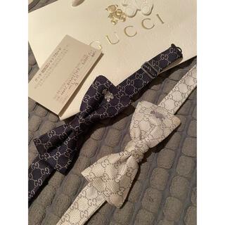 グッチ(Gucci)のGUCCI チルドレンズ 蝶ネクタイ 2色セット(ドレス/フォーマル)