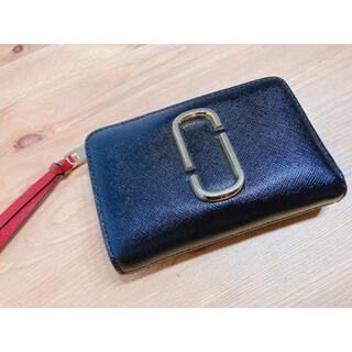 マークバイマークジェイコブス(MARC BY MARC JACOBS)のマークジェイコブス折りたたみ財布(財布)