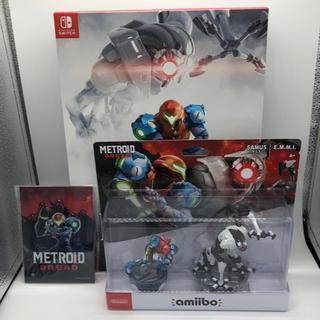 ニンテンドースイッチ(Nintendo Switch)のメトロイド ドレッド スペシャルエディション amiiboセット 特典付き(家庭用ゲームソフト)