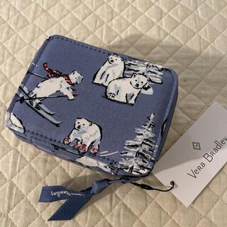 ヴェラブラッドリー(Vera Bradley)の新品 ヴェラブラッドリー ピルケース 薬入れ 白クマ 旅行携帯 可愛いです(その他)