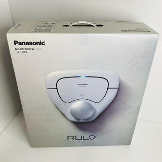 Panasonic - Panasonic RULO MC-RSF1000 ロボット掃除機