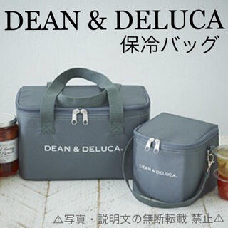 DEAN & DELUCA - ⭐️新品⭐️【DEAN & DELUCA】保冷バッグ★2サイズ セット☆付録❗️
